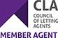 CLA member logo